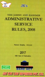 Administrative Service Rules, 2008