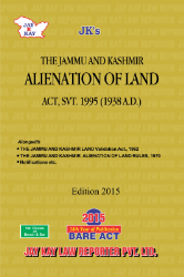 Alienation Of Land Act, Svt. 1995