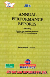 Annual Performance Reports