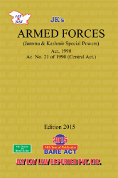 Armed Forces (Jammu & Kashmir Special Powers) Act,1990