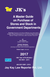 A Master Guide On Purchase Of Stores And Stock In Government Departments
