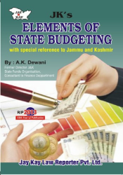 Elements Of State Budgeting With Special Reference To Jammu And Kashmir