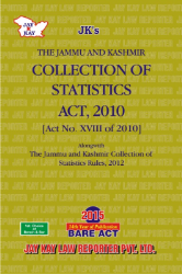 Collection Of Statistics Act, 2010 Alongwith Rules 2012
