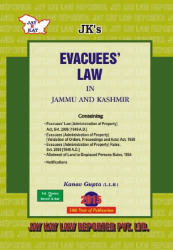 Evacuees Law In Jammu And Kashmir