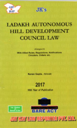 Ladakh Autonomous Hill Development Council Law
