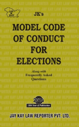 Model Code Of Conduct For Elections