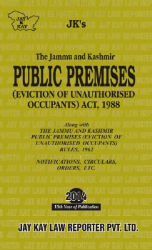 Public Premises (Eviction Of Unauthorised Occupants) Act