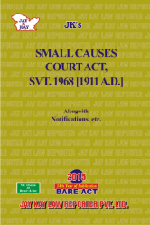 Small Causes Court Act, Svt. 1968 [1911 A.D.]