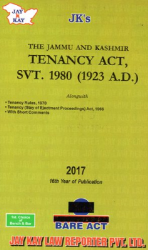 Tenancy Act, Svt. 1980 (1923 A.D.)