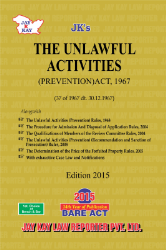Unlawful Activities (Prevention) Act, 1967