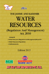 Water Resources (Regulation And Management) Act Along with Allied Rules
