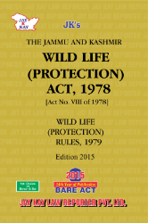 Wild Life (Protection) Act, 1978 Alongwith Rules
