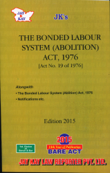 Bounded Labour System (Abolition) Act, 1976
