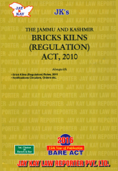 Brick Kilns (Regulations) Act, 2010