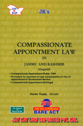 Compassionate Appointment Law In J&K