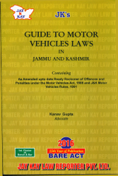 Guide To Motor Vehicles Laws In J&K