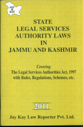 Legal Service Authority Laws In J&K