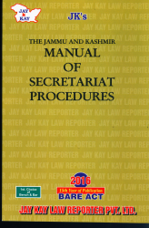Manual Of Secretariat Procedures (Ed. 2016)