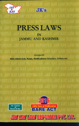 Press Laws In J&K