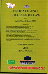 Probate And Succession Law In J&K