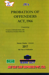 Probation Of Offenders Act, 1966