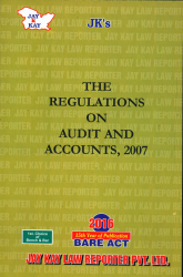 Regulations On Audit And Accounts, 2007