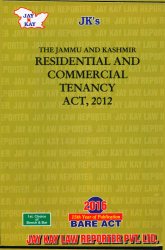 Residential And Commercial Tenancy Act, 2012
