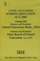 School Education Act, 2002 & Rules, 2010