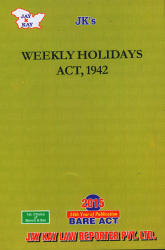 Weekly Holidays Act, 1942