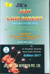 J&K Law Digest-Vol. 9