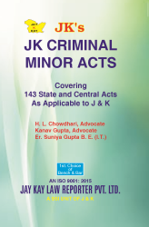 JK Criminal Minor Acts
