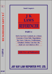 JK Laws Referencer [Part-1]