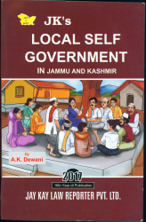 Local Self Government In J&K