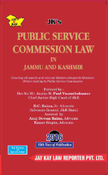 Public Service Commission Law In Jammu And Kashmir