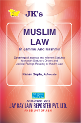Muslim Law In Jammu And Kashmir