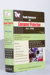 Ready Referencer on Consumer Protection Act, 1986