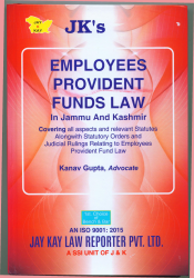 Employees Provident Funds Law In J&K
