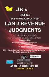 Land Revenue Judgments [In 10 Vols]