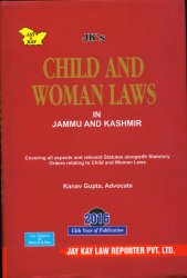 Child And Woman Law In J&K