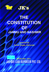 Constitution Of J&K