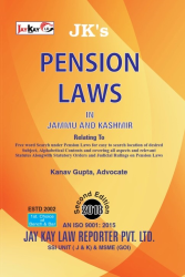 Pension Laws In J&K