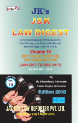 J&K Law Digest-Vol. 10