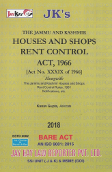 Houses And Shops Rent Control Act Along With Rules
