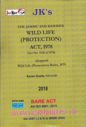 Wild Life (Protection) Act, 1978 Alongwith Wild Life (Protection) Rules, 1979