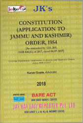 Constitution (Application To Jammu And Kashmir) Order, 1954