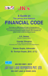 A Guide On The Jammu And Kashmir Financial Code