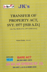 Transfer Of Property Act, Svt. 1977 (1920 A.D.)