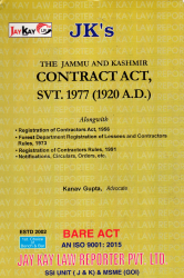 Contract Act, Svt. 1977 (1920 A.D.)