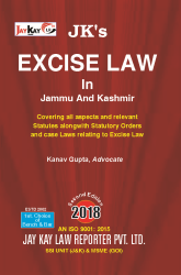 Excise Law In Jammu And Kashmir