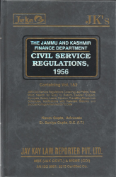 Civil Service Regulations, 1956 (Containing Vol. 1 & 2)